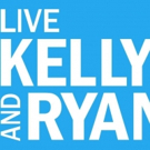 LIVE WITH KELLY AND RYAN Grows for the Second Consecutive Week in Households