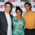 Photo Coverage: Public Theater Celebrates Opening Night of FIRE IN DREAMLAND
