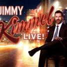 ABC's JIMMY KIMMEL LIVE! Grows to a New Season High for the 2nd Straight Week with its Best Performance in 1 Year