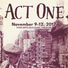 BWW Review: ACT ONE An Epic Theatre Tale Beautifully Told Photo
