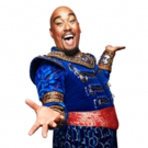 Gareth Jacobs to Grant Wishes as The Genie in Melbourne's ALADDIN Photo