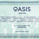 Morocco's Oasis Festival Announces 2018 Phase 1 Lineup