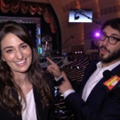 BWW TV: Radio City or Bust! Sara Bareilles, Josh Graban & The Cast of SPONGEBOB SQUAREPANTS Gear Up for the Tonys