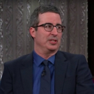 VIDEO: John Oliver Warns Meghan Markle of What's to Come on THE LATE SHOW