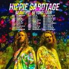 Hippie Sabotage Announce 2019 North American Tour