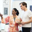 Photo Flash: Audra McDonald and Michael Shannon Rehearse for FRANKIE & JOHNNY IN THE  Photo