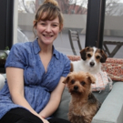 Tails of Broadway: Jill Paice Shows Off Her Playful Pups, Lolly and Penny!