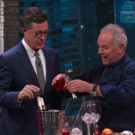 VIDEO: Wolfgang Puck Cooks a Valentine's Dinner on THE LATE SHOW