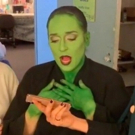 VIDEO: Mariska Hargitay Lets Jessica Vosk Talk to Her Celebrity Crush Liam Neeson at WICKED