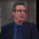 VIDEO: John Oliver Encourages Trump to Talk to Mueller on THE LATE SHOW