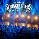 The Infamous Stringdusters Announce New Live Album 'Live From Telluride' and Addition Photo