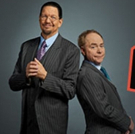 Penn & Teller Come to the Majestic Theatre This May
