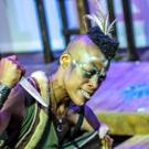 Female African Warrior Play BLACK SPARTA Closes Saturday Photo