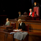 WITNESS FOR THE PROSECUTION Extends Into Its Third Year At London's County Hall Photo
