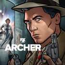 FXX Animated Series ARCHER Now Available on FX+ Commercial-Free Service Photo