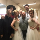 Photo Flash: Jason Alexander Visits DESPERATE MEASURES at York Theatre Company
