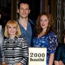 Photo Coverage: BEAUTIFUL Celebrates 2000 Performances On Broadway