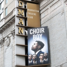 Up on the Marquee: CHOIR BOY