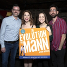 Photo Flash: THE EVOLUTION OF MANN Celebrates The Release of the Cast Album