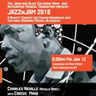 JAZZnJAM 2018: Benefit Concert Featuring Icon Charles Neville in Port Washington, NY 1/12