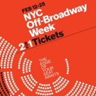 Off-Broadway Week's 2-For-1 Tickets are Onsale Today Photo