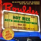 Hot Rize Announces 40th Anniversary Album Recorded Live at Boulder Theatre