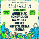 Smirnoff Equalising Music to Present Beach Party Stage at AMP Lost & Found Festival Photo