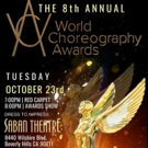 8th Annual World Choreography Awards to Be Held Oct 23