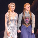 Photo Flash: Caissie Levy, Patti Murin, and the Company of FROZEN Take Their First Bows!