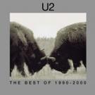 U2 2LP Vinyl Reissues The Best Of 1990-2000 Available September 28th
