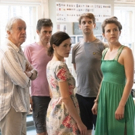 Photo Flash: In Rehearsal with the Donmar's ARISTOCRATS Photo
