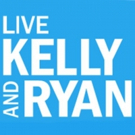 LIVE WITH KELLY AND RYAN Tops ELLEN by Double Digits to Rank No. 2 and Improves Over the Year-Ago Week