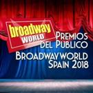 Primera ronda de votaciones de los Premios del P�blico BroadwayWorld Spain 2018