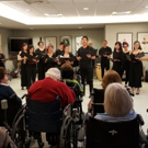 Photo Coverage: Tony Recipient Baayork Lee Takes Her NAAP Chorus to the Actors Fund Home