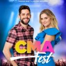 CMA FEST Hosted by Thomas Rhett and Kelsea Ballerini Premieres Wednesday, August 8, on ABC
