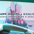 Khalid and Imagine Dragons Medley Comes In At No. 4 on Billboard's Hot Rock Songs Photo
