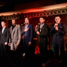 Photo Coverage: The Broadway Tenors Celebrate CD Release at Feinstein's/54 Below Photo