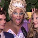BWW TV: Heaven is a Place on Broadway! Go Inside Opening Night of HEAD OVER HEELS Video