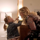 VIDEO: Kelly Clarkson Stars Alongside Daughter In Official Video For 'Broken & Beautiful'