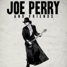 Joe Perry Reveals All-Star Band For Roxy Show