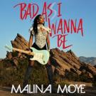 Guitar Visionary Malina Moye Announces New Empowerment Album Amid Entertainment Industry's Female Revolution