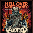 Aborted Announces 'Hell Over North America' Tour Photo