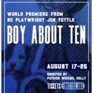 Trustus Theatre Presents the World Premiere of Jon Tuttle's Newest Play BOY ABOUT TEN