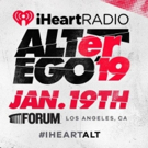 LiveXLive Partners with iHeartMedia to Livestream the 2019 iHeartRadio ALTer Ego