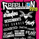 Rebellion Festival 2019 Is coming August 1st - 4th At The Winter Gardens, Blackpool Photo
