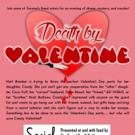 Tacoma Little Theatre Presents DEATH BY VALENTINE - A Murder Mystery Dinner Photo