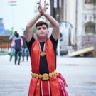 'Some coined me gay and some as bisexual' - Expressionist Dancer PATRUNI CHIDANANDA SASTRY