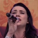 VIDEO: Danielle Hope Performs at West End Live Photo