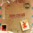 John Corabi To Release LIVE 94 ONE NIGHT IN NASHVILLE on 2/16