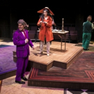 John Loprieno, Nichole Jackson, And Members Of The Cast of CLUE: THE MUSICAL at Moorpark College